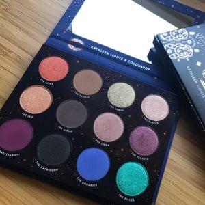 BRAND NEW Colour Pop The Zodiac EyeShadow Pallette
